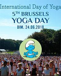 International Day of Yoga  - dim 24.06.2018